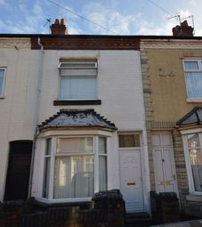 Thumbnail 3 bed end terrace house for sale in Dunster Street, Leicester