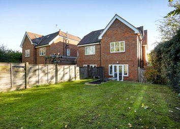 Thumbnail 3 bed semi-detached house to rent in Graffham Court, Thorndown Lane, Windlesham, Surrey