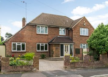 Thumbnail 5 bedroom detached house for sale in Warfield Avenue, Waterlooville