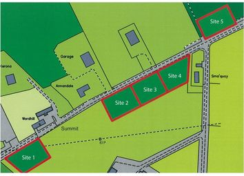 Thumbnail Land for sale in Eastbrae Sites, Stromness, Orkney