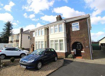 Thumbnail 3 bedroom semi-detached house for sale in Blackpool Road, Lea, Preston