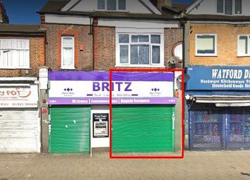 Retail premises to let in St. Albans Road, Watford WD24