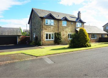 Thumbnail 4 bed detached house for sale in Heatheryhill Lowgate, Hexham