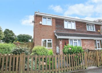 Thumbnail 1 bed end terrace house for sale in Copper Beech Close, St Pauls Cray, Kent