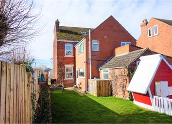 Thumbnail 4 bed semi-detached house for sale in High Street, Saxilby, Lincoln