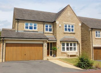Thumbnail 4 bed detached house for sale in Chedworth Drive, Winchcombe, Cheltenham