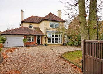 Thumbnail 4 bed detached house for sale in Swan Lane, Wickford