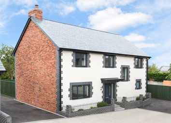 Thumbnail 4 bed detached house for sale in High Street, Dilton Marsh, Westbury