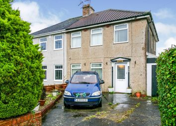 Thumbnail 3 bed semi-detached house for sale in Newton Nottage Road, Porthcawl