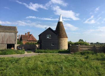 Thumbnail 1 bed barn conversion for sale in Headcorn Road, Smarden, Ashford