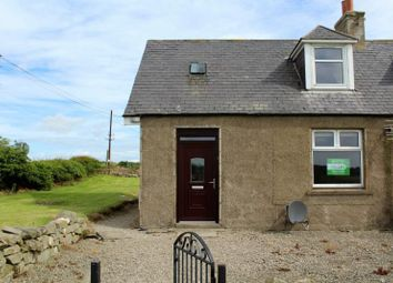 Thumbnail 3 bed semi-detached house to rent in Cultercullen Cottages, Udny