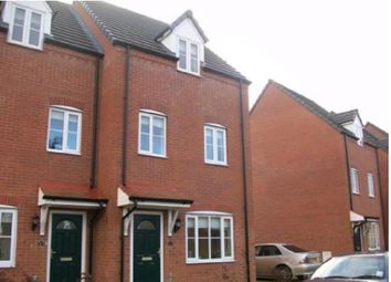 Thumbnail 4 bedroom town house to rent in Oxford Gardens, Holbeach, Spalding