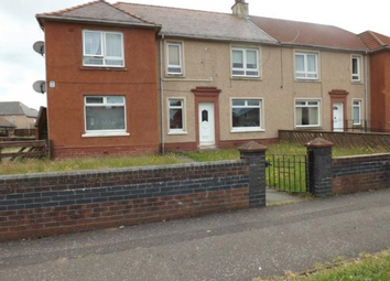Thumbnail 4 bed flat to rent in Merryvale Road, Irvine, Ayrshire KA12,