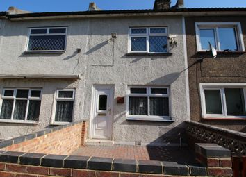 Thumbnail 3 bedroom terraced house to rent in East Milton Road, Gravesend