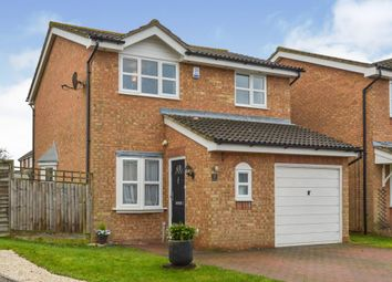 3 bed detached house for sale in Graces Close, Cranfield, Bedford MK43