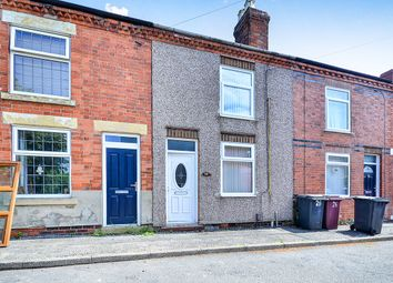 Thumbnail 2 bed terraced house for sale in Alfred Street, Pinxton, Nottingham