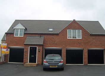 Thumbnail 2 bed property to rent in Cordelia Way, Derby