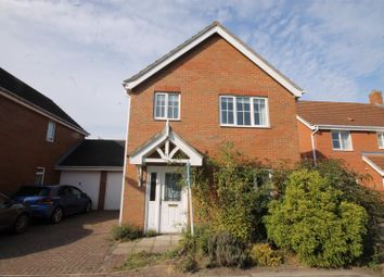 Thumbnail 5 bed detached house to rent in Speedwell Way, Norwich