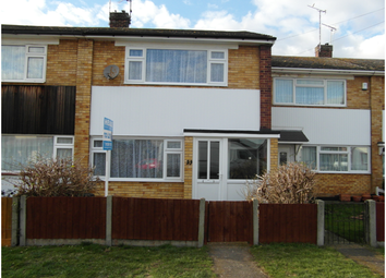 Thumbnail 2 bed terraced house to rent in St Agnes Drive, Canvey Island