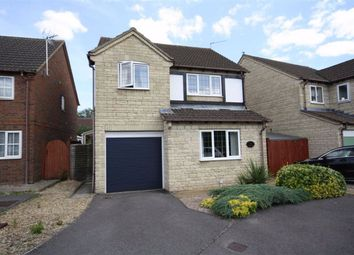 Thumbnail 3 bed detached house for sale in Huntingdon Way, Chippenham, Wiltshire
