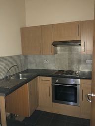 Thumbnail 1 bed flat to rent in Holmfield Road, Blackpool