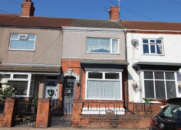 3 bed terraced house for sale in Warneford Road, Cleethorpes DN35