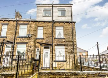 Thumbnail 3 bed terraced house for sale in Stretchgate Lane, Pellon, Halifax