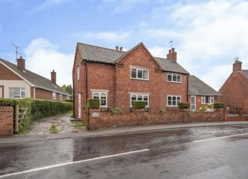 Thumbnail 3 bed detached house for sale in Main Street, Bothamsall, Retford