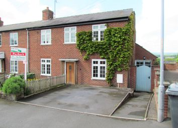 Thumbnail 3 bed semi-detached house for sale in Brockwell Lane, Brockwell, Chesterfield