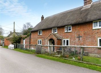 Thumbnail 3 bed semi-detached house to rent in Newton Farm Cottages, Newton Peveril, Sturminster Marshall, Wimborne