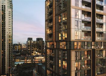 Thumbnail 1 bed flat for sale in 41 Mastmaker Road, Salvor Tower, Millharbour, London