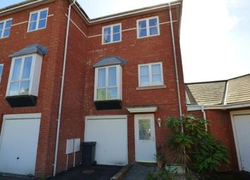 Thumbnail 3 bed terraced house for sale in Exeter, Devon