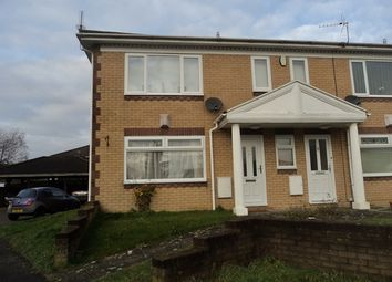 Thumbnail 1 bedroom flat to rent in Powderham Drive, Cardiff