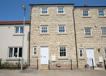 Thumbnail 4 bed terraced house for sale in Amors Drove, Sherborne, Dorset