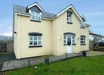Thumbnail 4 bed detached house for sale in Llangammarch Wells, Powys
