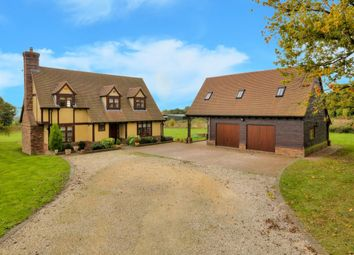 Thumbnail 4 bed detached house for sale in Coles Lane, Kinsbourne Green, Harpenden