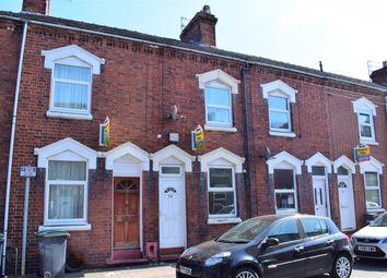 Thumbnail 2 bed terraced house for sale in Elgin Street, Shelton, Stoke On Trent
