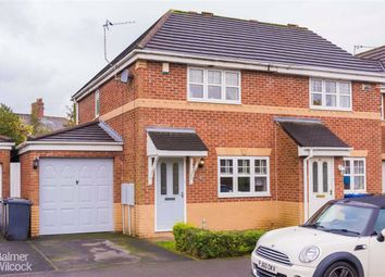 Thumbnail 3 bed semi-detached house for sale in Clough House Drive, Leigh, Lancashire