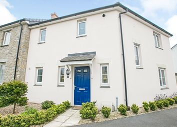 Thumbnail 3 bed semi-detached house for sale in Penscowen Road, Camborne, Cornwall