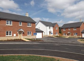 Thumbnail 4 bed detached house for sale in Vardroe Way, Tibberton, Droitwich