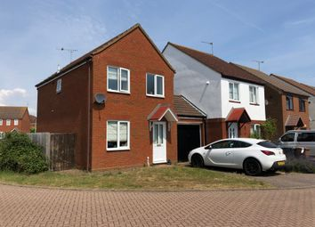Thumbnail 3 bed detached house to rent in Banyard Close, Kesgrave, Ipswich
