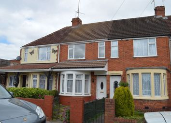 Thumbnail 2 bed terraced house to rent in Purcell Road, Courthouse Green, Coventry