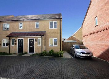 Thumbnail 3 bedroom semi-detached house for sale in Malkin Close, Ipswich