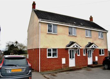 Thumbnail 3 bed semi-detached house for sale in Downs View, Royal Wootton Bassett, Swindon