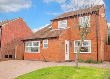 Thumbnail 4 bed detached house for sale in Ditchford Close, Redditch