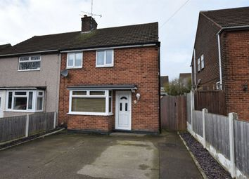 Thumbnail 3 bed semi-detached house for sale in Pease Hill, Alfreton, Derbyshire