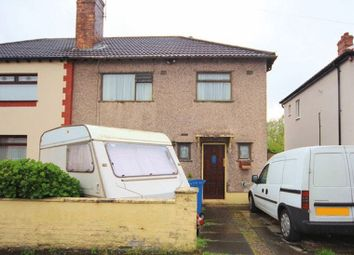 Thumbnail 3 bed semi-detached house for sale in Stamfordham Drive, Liverpool