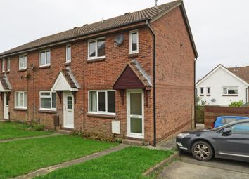 Thumbnail 2 bed end terrace house for sale in Jennyscombe Close, Staddiscombe, Plymouth