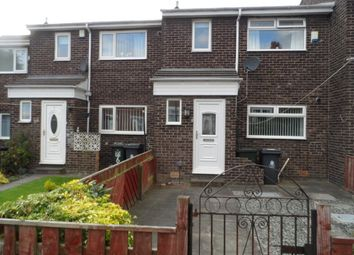 Thumbnail 3 bedroom terraced house for sale in West Avenue, Forest Hall, Newcastle Upon Tyne