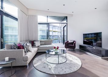 Thumbnail 3 bedroom flat to rent in 4 Riverlight Quay, Nine Elms, London